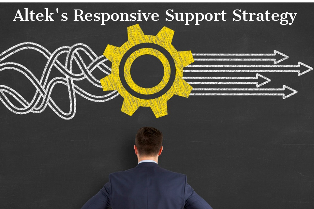 Responsive Support - Altek Imaging